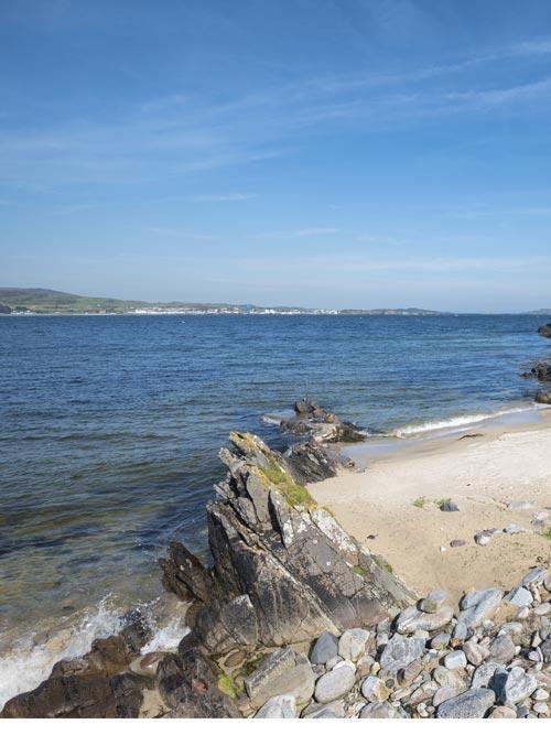 Port Ellen Beach Islay